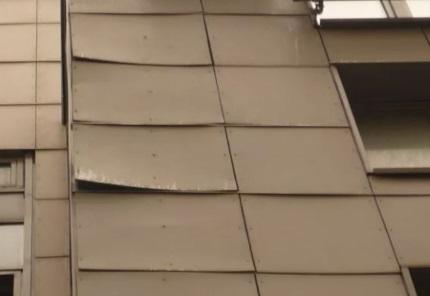 ошибки при монтаже вентилируемых фасадов