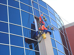Разновидности технологии остекления фасадов