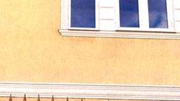 Толщина мокрого фасада