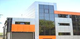 Навесной вентилируемый фасад от EVEREST