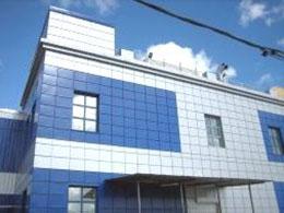 Вентилируемый фасад из металлокассет - этапы работы