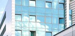 Теплоизоляция алюминиевых фасадов