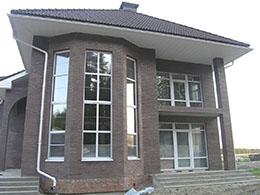 Светопрозрачные конструкции и остекление коттеджей и загородных домов