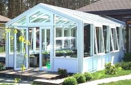 Светопрозрачные конструкции и зимний сад