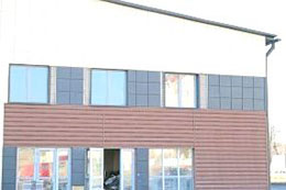 Вентилируемый фасад цена за м2 от Эверест