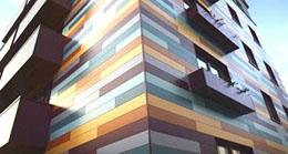 Навесной вентилируемый фасад от Эверест