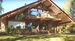 Остекление коттеджей и загородных домов от Эверест