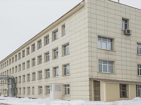 Городская клиническая больница имени Е.О. Мухина