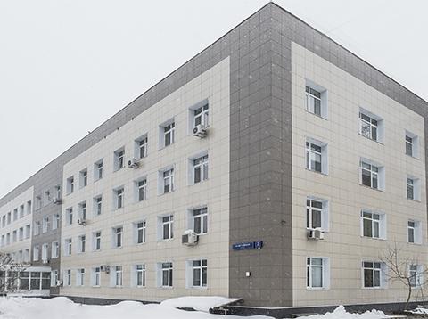Поликлиника при больнице № 65