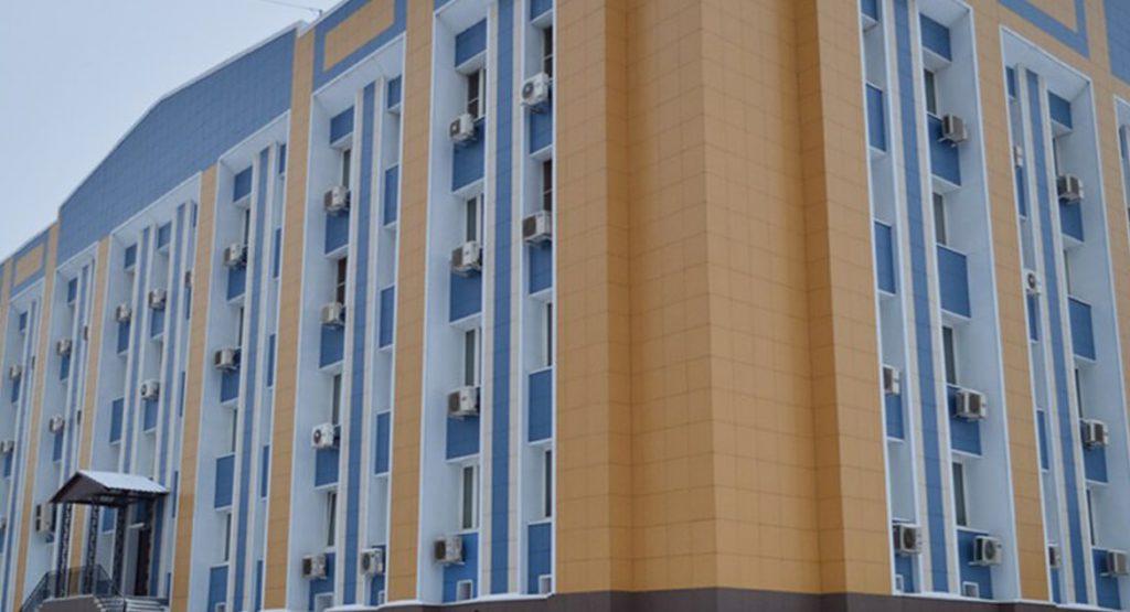 Общежитие для студентов ПМГМУ им. И.М. Сеченова