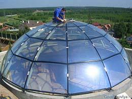 Светопрозрачные конструкции от компании EVEREST