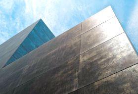 Вентилируемый фасад из керамогранита от ООО EVEREST