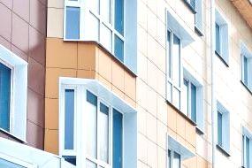 Навесной вентилируемый фасад от ООО EVEREST