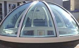 Зенитные фонари от ООО EVEREST