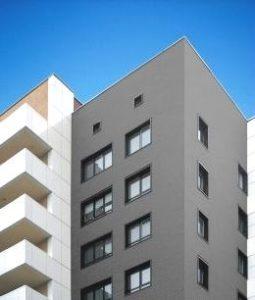 Встройство вентилируемого фасада от компании Эверест
