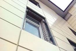 Вентфасады и вентилируемый фасад из металлокассет