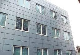 Вентилируемый фасад из металлокассет от ООО EVEREST