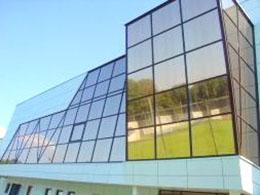 Алюминиевые фасады от компании Эверест