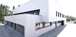 Вентфасады  и вентилируемый фасад из керамогранита